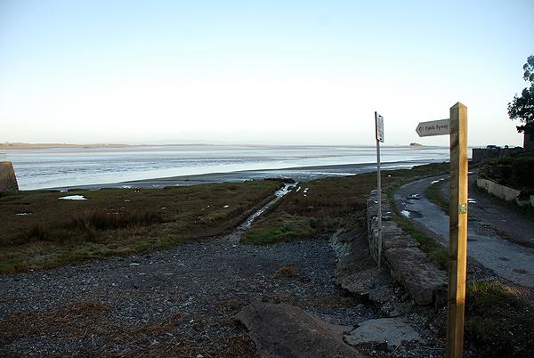 Cartmel Sands Tidal Byway