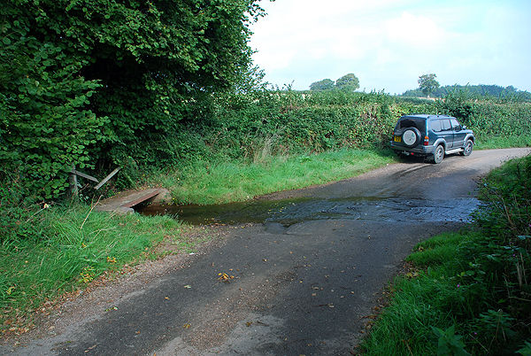 Ford at Stowford 2