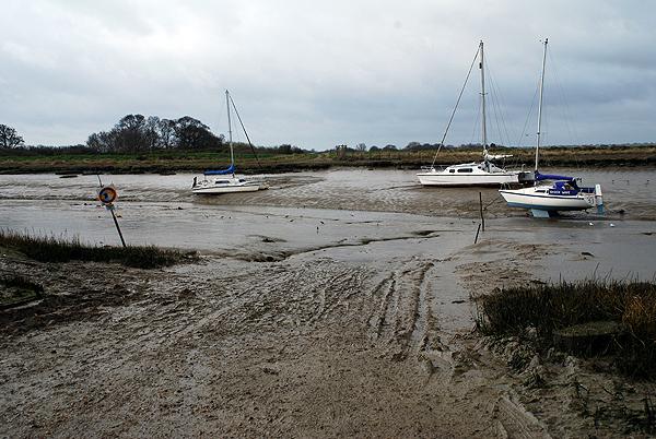 Alresford Tidal Crossing