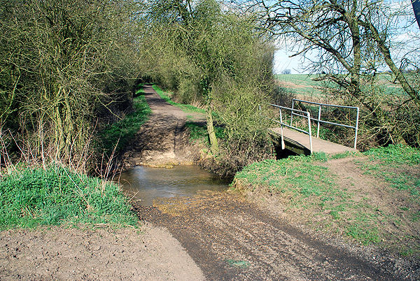 Ford at Cooksmill Green