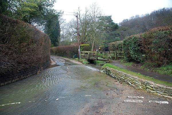 Ford at Hadham Cross