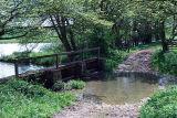 Bridleway Ford on Grimsthorpe Castle Estate