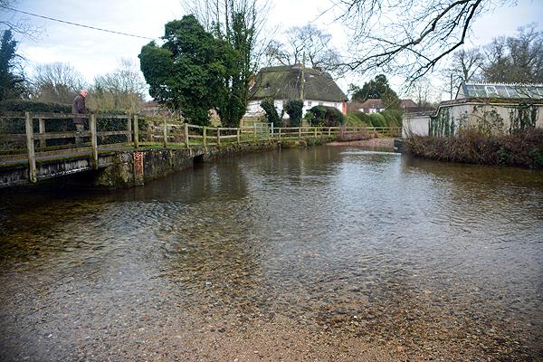 Winterbourne Dauntsey Ford