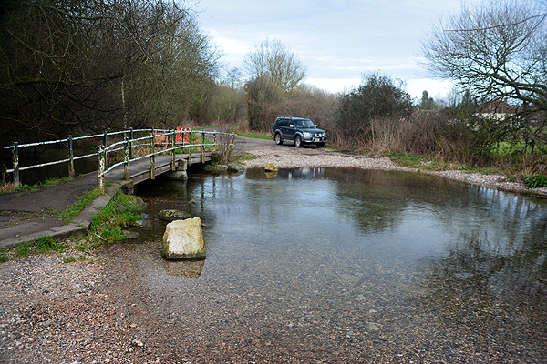 Winterbourne Earls Ford 1