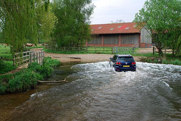 Ford at Redbournbury 1