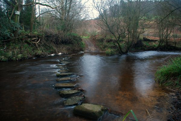 Ford at Langdale End 1