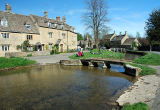 Ford at Lower Slaughter