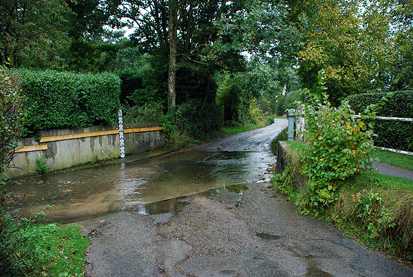 Ford at Benhall Green