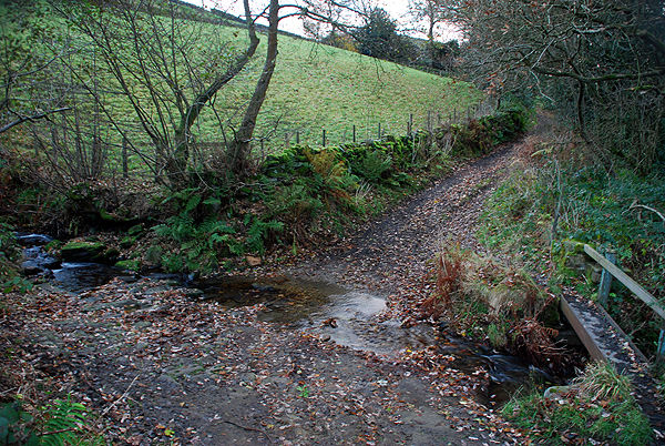 Butts Clough Ford
