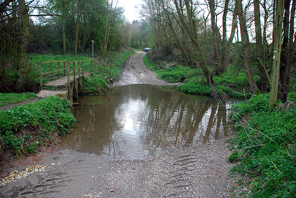 Ford at Stockwith Mill, Hagworthingham