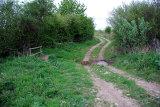 Bridleway Ford at Moorby