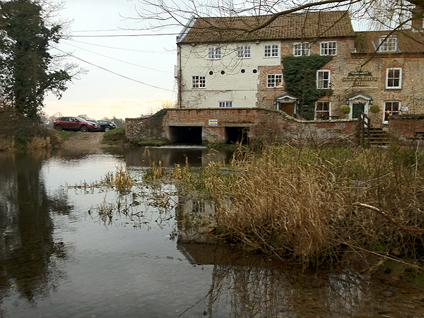 Ford at Sculthorpe Mill, Shereford