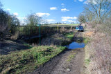 Ford on Gartree Road, Burton Overy