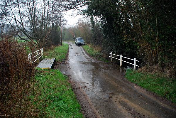 Ford at Hunworth 1