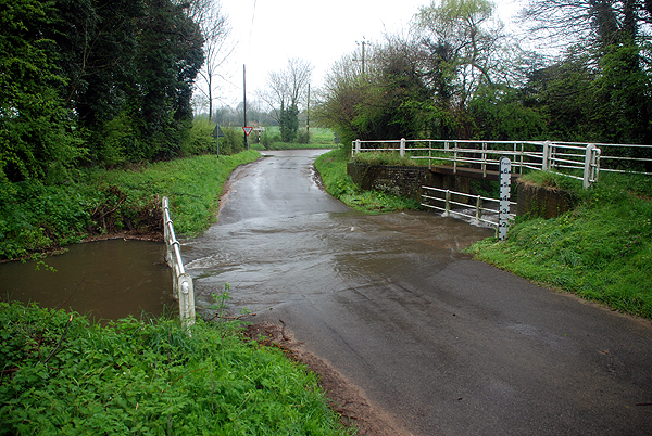 Ford at Forncett St Peter