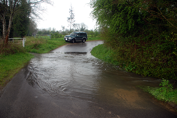 Ford at Pottergate Street