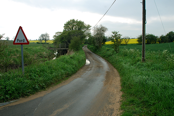 Ford at St Cross South Elmham