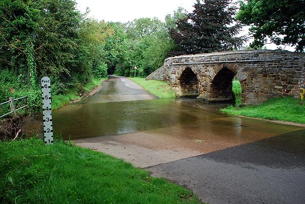 Sutton Ford & Packhorse Bridge