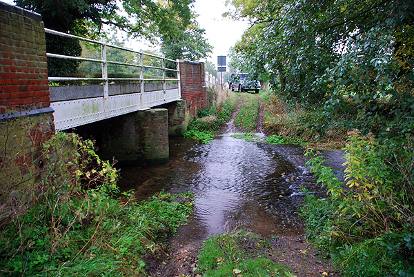 Ford at Longford Bridge