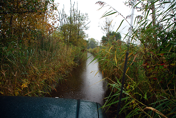 Tidal Ford at Woodbastwick Marshes