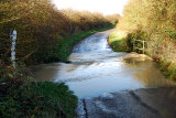 Graby Ford in Flood