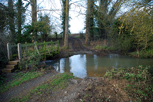 Ford at Walton Grounds