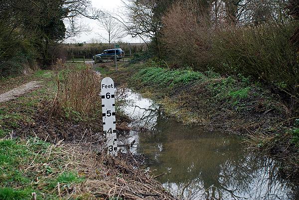 North Crawley Ford