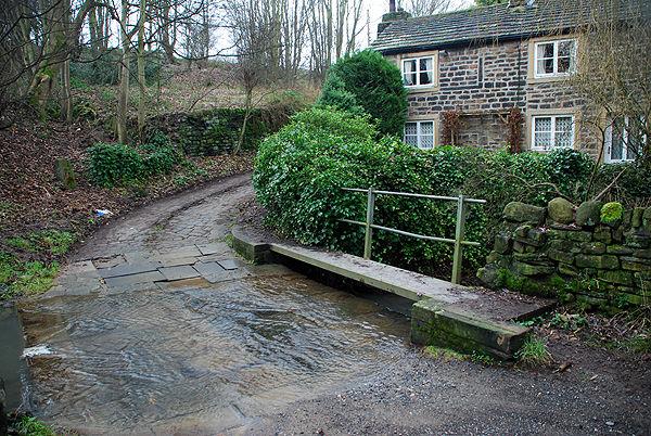 Beck Bottom Ford, Greengates