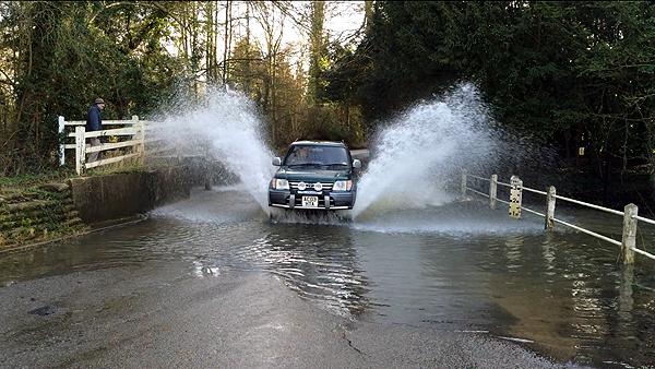 Ford at Tasburgh
