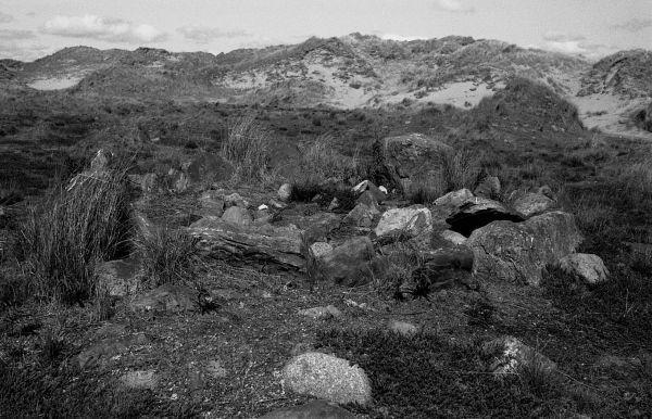 Iron Age hut circle, Forvie Nature Reserve