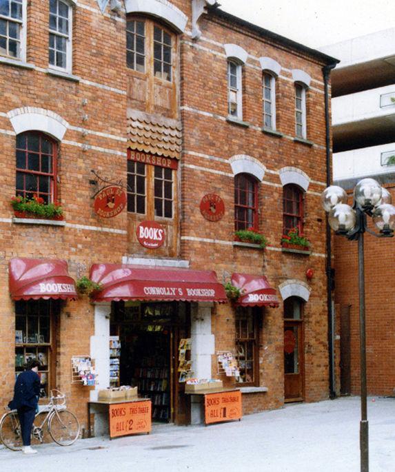 Connolly's bookshop, Cork