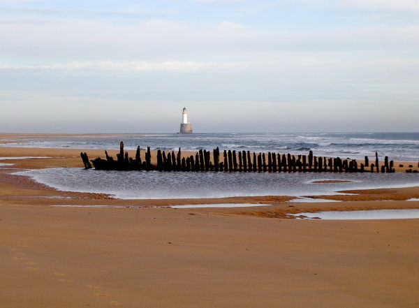 Wreck, Rattray Head