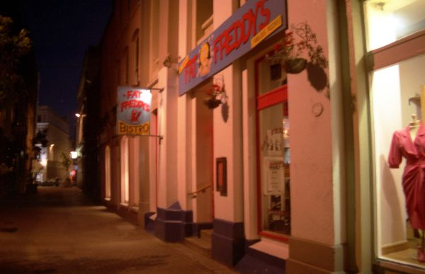 Fat Freddies, Cork 1990