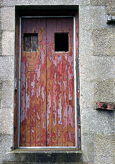 Not a mill door, Portsoy
