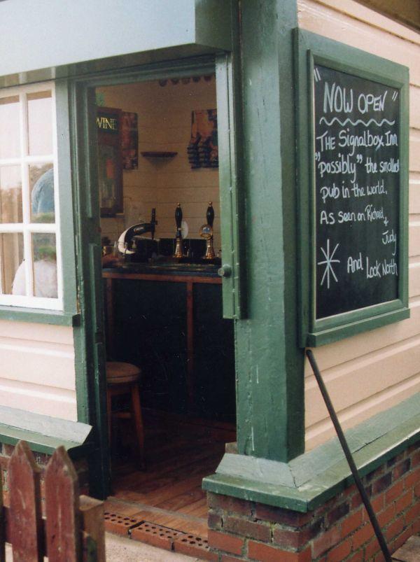 Signal Box Inn, Cleethorpes
