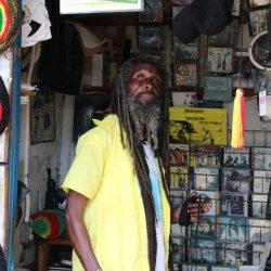Jamaican hat maker Montego Bay 2015