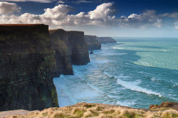 March 2015 , Cliffs of Moher , County Clare