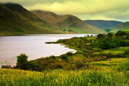 Finny Valley, Connemara, Ireland