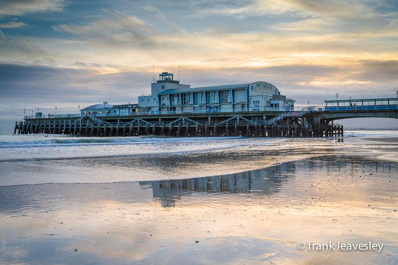 Bournemouth Pier Reflects