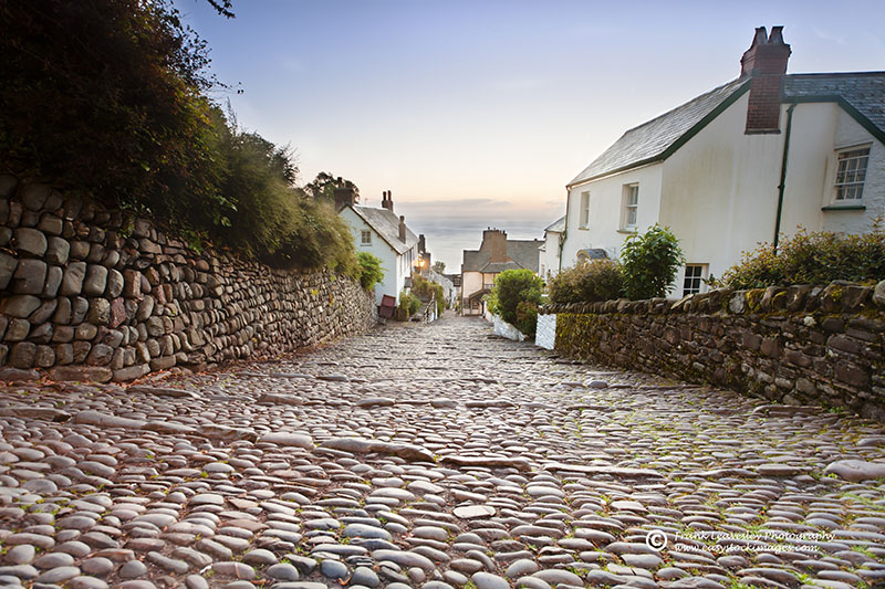 Clovelly May Daybreak