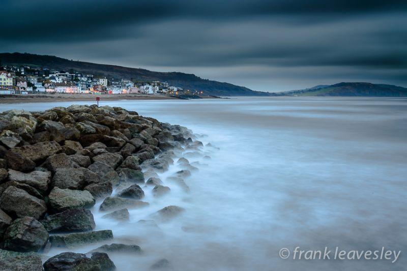 Dawn Lyme Regis