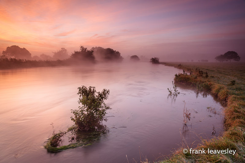 Dawn On The Stour