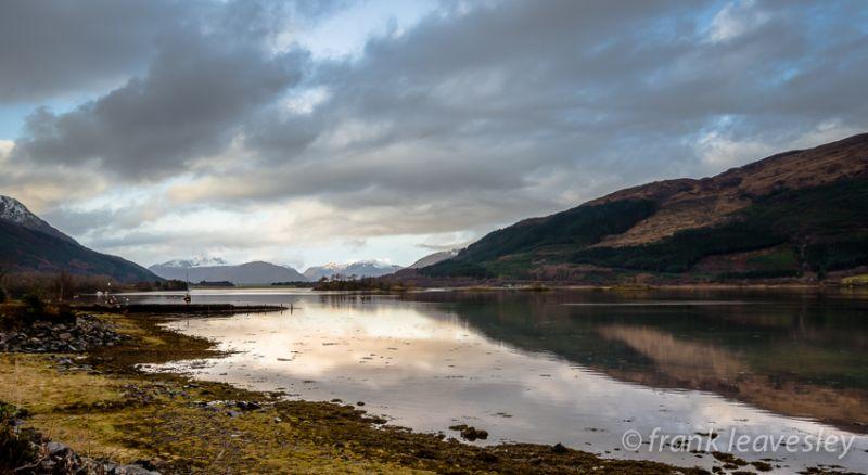 December Loch Leven