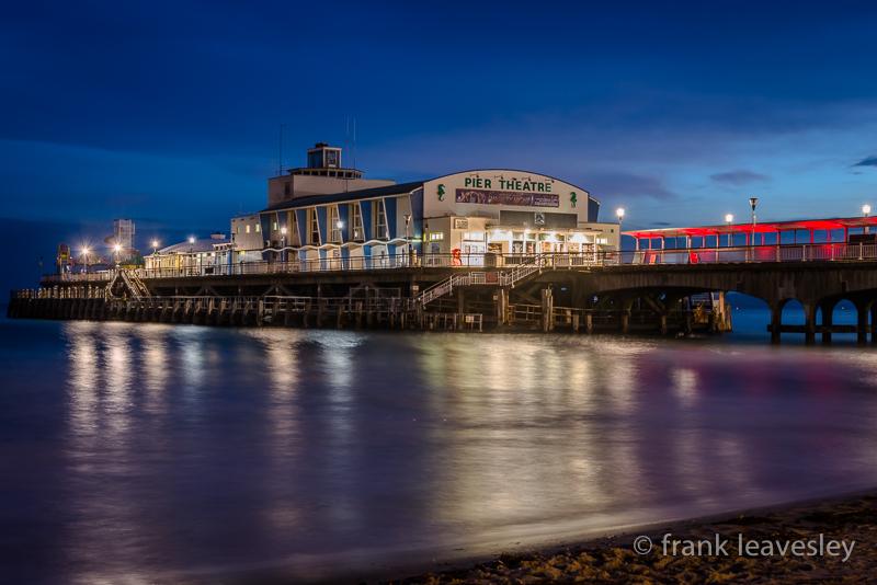 Evening The Pier