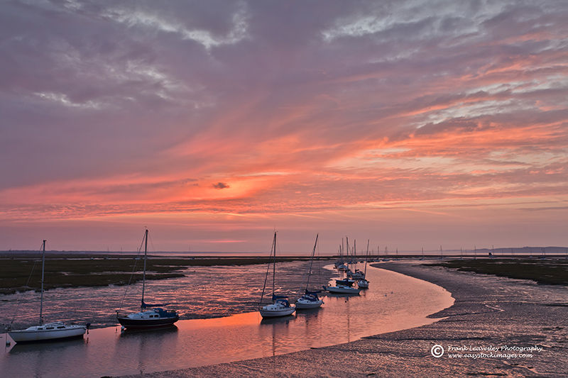 Keyhaven Waiting For Sunrise