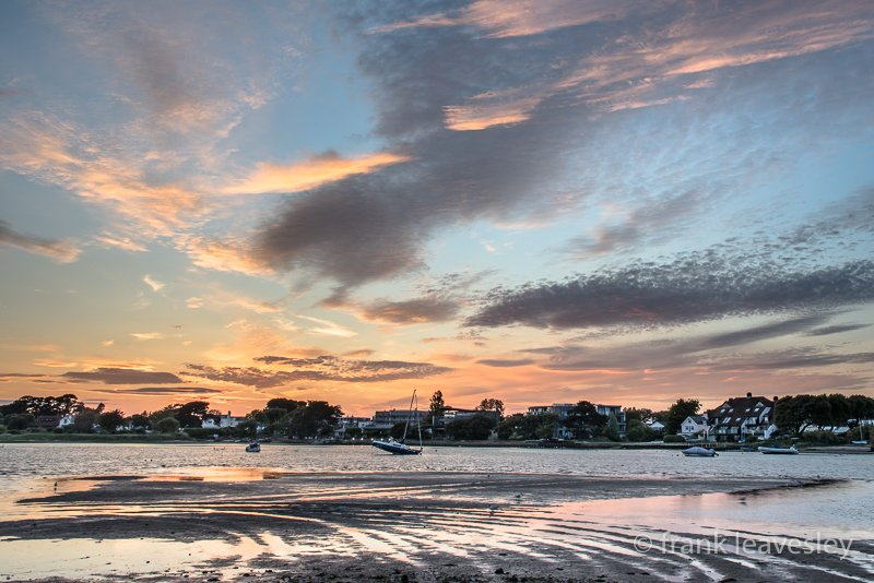 Late light Mudeford
