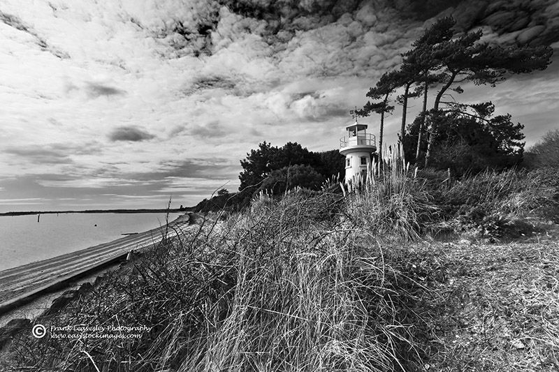 Lepe Lighthouse Mono