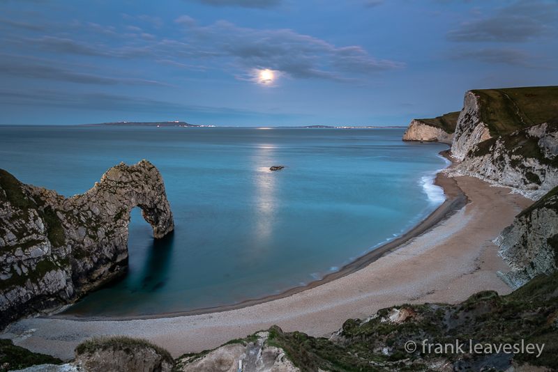 Moonlight Durdle Door