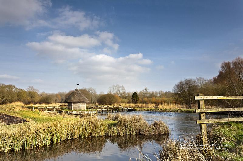 River Test The Fisherman's Hut
