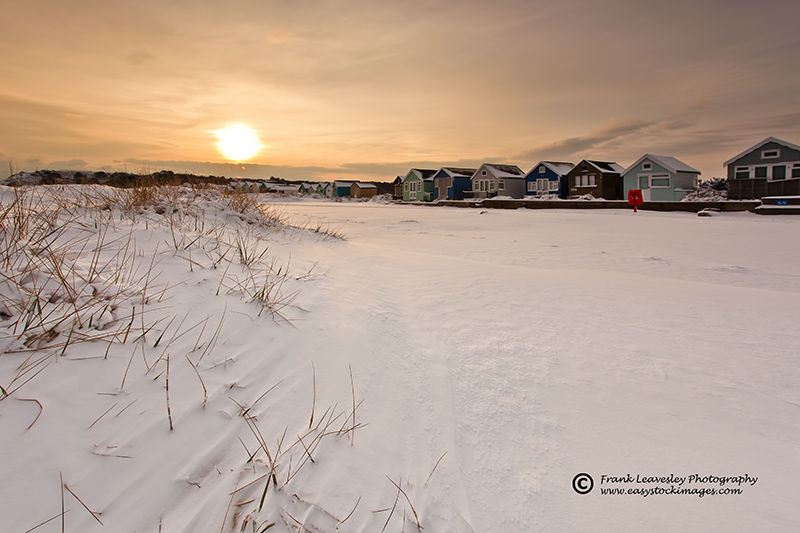 Snow On The Spit